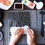 Homemade sushi rice recipe