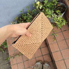 仕切り付きフラットポーチver1   Happy Life with Handmade   手芸の「きほん技法」を動画で紹介
