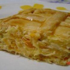 Receita de Empadão de frango especial - 2 xícaras (chá) de farinha de trigo, 150 gr de margarina culinária ou comum, 1 unidade de ovo, 1 colher (sopa) de aç...