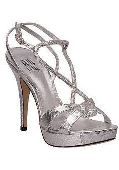 Pelle Moda - Vino Silver Leather $102 on special