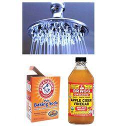 homemade shampoo and conditioner