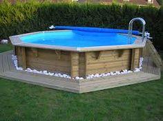 Risultati immagini per piscine hors sol