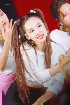 """nayeon pics on Twitter: """"i am: totally and deeply in love with her… """""""