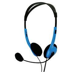 Auriculares estéreo portátiles en color azul BXL-HEADSET1BU (-27%)  Estos auriculares estéreo proporcionan una excelente calidad de sonido. La diadema es ajustable por lo que se adapta perfectamente a cualquier usuario y las almohadillas son suaves y cómodas.OFERTAS DE ELECTRONICA FIN DE SEMANA EN ELECO-G -SEMANA 17 - • Solo el sábado 26-4-14• Ofertas especiales • Vigentes hasta medianoche • ¡Descuentos de hasta el 50%!