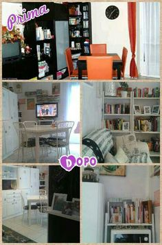 MyHome's makeover  Before and after two months makeover