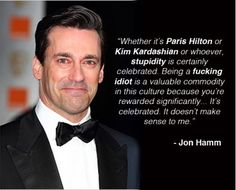 from the mouth of Don Draper