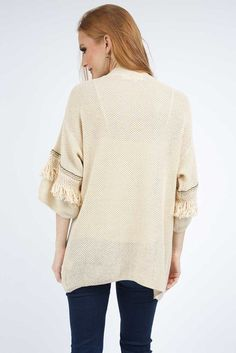 This soft and classic cardigan is just what you needed for any weather! Take it for Spring, Summer or Winter - this will never get out of style!