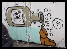 Commune de St Pierre Street Art, Street House, St Pierre, What To Draw, House Wall, Artsy Fartsy, Wall Murals, Jace, Cool Art