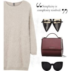 Untitled #57 by silverdoe1 on Polyvore featuring polyvore, fashion, style, Eleventy, 3.1 Phillip Lim, Givenchy, Delalle and clothing