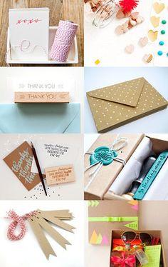 creative packaging ideas!