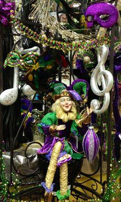 Mardi Gras Decoration Ideas