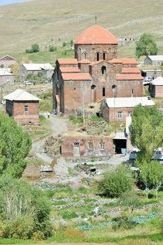 Церковь Св. Геворга (Гарнаовит, Армения)