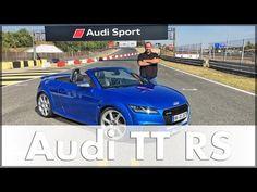 Schon alleine die Leistungsdaten des neuen Audi TT RS Coupe und Audi TT RS Roadster lassen einiges erahnen. Der 25 liter 5 Zylinder Motor liefert satte 400 PS. Das reicht beim TT Coupe für eine Beschleunigung von 0-100 km/h in 37 Sekunden; beim TT Roadster sind es 02 Sekunden mehr. Lars Hoenkhaus hat die neuen Ingolstädter Sportler in den Bergen rund um Madrid und auf dem Jarama Race Track getestet. Natürlich hat er auch die Launch Control ausprobiert. Quelle: http://ift.tt/1ISU4Q3  Gerne…
