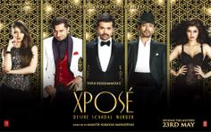 First look of The Xpose Bollywood Film starring Himesh Reshammiya