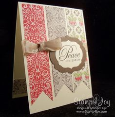 Stampin Up Card Ideas 2012 | Making Your Own Christmas Cards