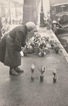 Robert Frank, Paris,1951 - 1952.