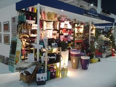Our Ideal Home at Christmas stand 2013