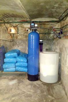 Installation d'un adoucisseur d'eau Marcq En Baroeul