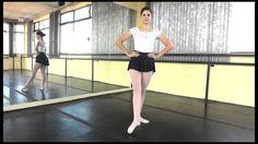 Aula de Ballet - Vídeo aula de Ballet Clássico: As posições dos pés