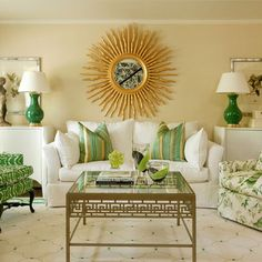 Living Photos Green Accents Design, Pictures, Remodel, Decor and Ideas - page 6