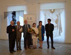 Premiazione di Li Wei, Cittadellarte-Fondazione Pistoletto, Biella