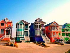 Tropical Beach Houses. I so want a beach house to escape to :)
