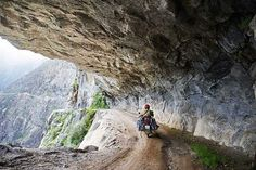 Keylong-Kishtwar-Road - India