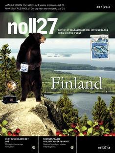Noll27 Nr 4 2017 AD & Grafisk form: Kerstin Strömberg