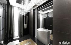 projektant wnętrza rezydencji - łazienka - zdjęcie od ARTDESIGN architektura wnętrz - Łazienka - Styl Nowoczesny - ARTDESIGN architektura wnętrz