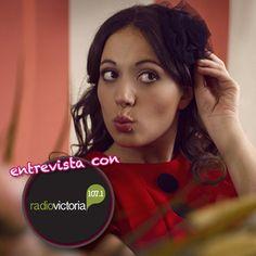 MARÍA VILLALÓN intervistata da Luis Algoró su Radio Victoria, parla del singolo #Mudar , cantato con @Lorenzo Piani http://soundcloud.com/robmantovani/mariavillalon-radiovictoria …