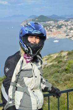 Dubrovnik, Dalmatian Coast, Croatia - an amazing place.  motorcycle-tours.travel