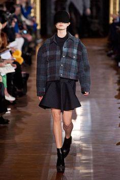 Stella McCartney Fall 2013 #runway #fashionweek