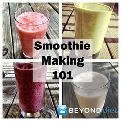 Smoothie Making 101