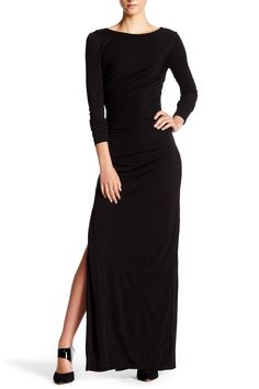 527b3eaac899 Rachel Zoe - Fannie Draped Gown at Nordstrom Rack. Free Shipping on orders  over…