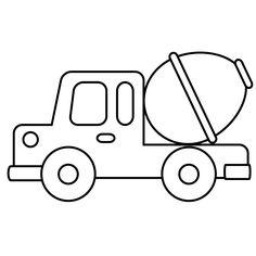 Meios de Transporte - cementtruck.png - Minus