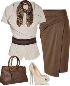 Looks perfeitos que eu usaria!!!     Roupas, bolsas, relógios, sapatos, acessórios... MARAVILHOSOS!   Como eu amo usar saias e vestidos,...