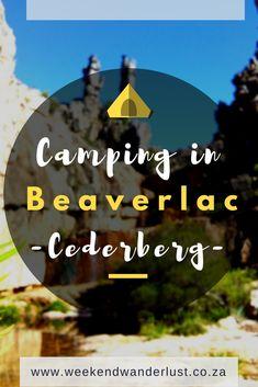 Camping at Beaverlac - Cederberg Camping In Nj, Kentucky Camping, Big Bear Camping, Minnesota Camping, Camping Spots, Camping World, Outdoor Camping, Camping Jokes, Camping Places