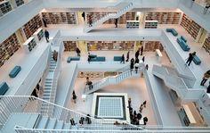 Stadtbücherei Stuttgart