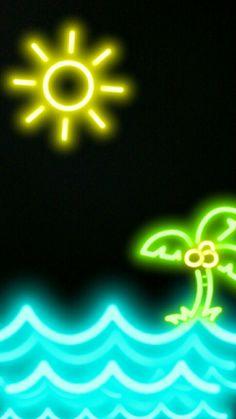 Neon Wallpaper, Neon Signs, Phone Wallpapers, Wallpaper For Phone, Mobile Wallpaper, Phone Backgrounds, Cellphone Wallpaper