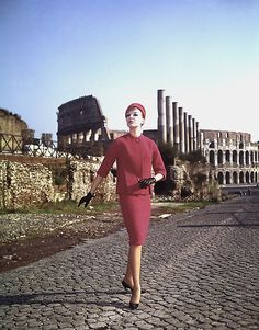60s Italian fashion moda style