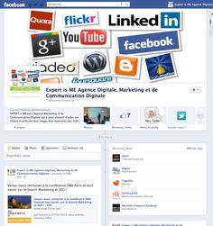 La nouvelle Time Line pour les PAGES Entreprises sur Facebook expliquée en détail ! | EXPERT is ME...
