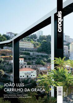 EL CROQUIS. nº 170 Joao Luís Carrilho da Craça. + info: http://www.elcroquis.es/Shop/Issue/Details/84?ptID=1