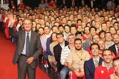 Lunedì prossimo, 13 Ottobre, si insedierà ufficialmente il nuovo presidente della Ferrari, Sergio Marchionne, e si concluderà l'Era Montezemoloa Maranello: una lunga storia d'amore. L'ormai ex pre...