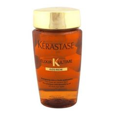 Elixir K Ultime Bain Riche Rich Shampoo With Beautifying Oil by Kerastase for Unisex, 8.5 oz