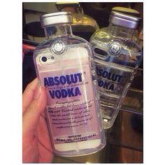 Absolut vodka phonecase