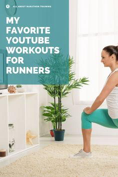 Cross training workouts for runners Cross Training For Runners, Cross Training Workouts, Marathon Training, Running Workouts, Youtube Workout, Workout List, You Can Do, Yoga For Runners, Cardio