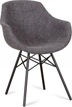 Dyyk - Eetkamerstoel - Busc - Cricket 65 grijs Dining Room Furniture, Home Office, Armchair, Sweet Home, Architecture, Modern, Design, Home Decor, Sofa