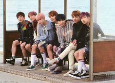 BTS / Bangtan Boys / Bangtan Sonyeondan / 방탄소년단 The Wings Book