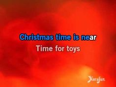 Karaoke The Chipmunk Song (Christmas Don't Be Late) - Alvin and the Chipmunks *
