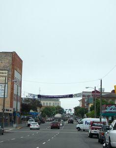 Eureka, California downtown